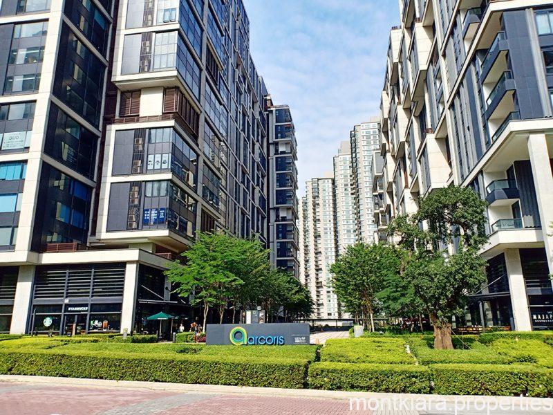Arcoris Mont Kiara Rental Price Review Detail Information